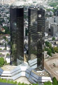 Deutsche Bank's HQ. Nery Alaev discusses Deutsche Bank.