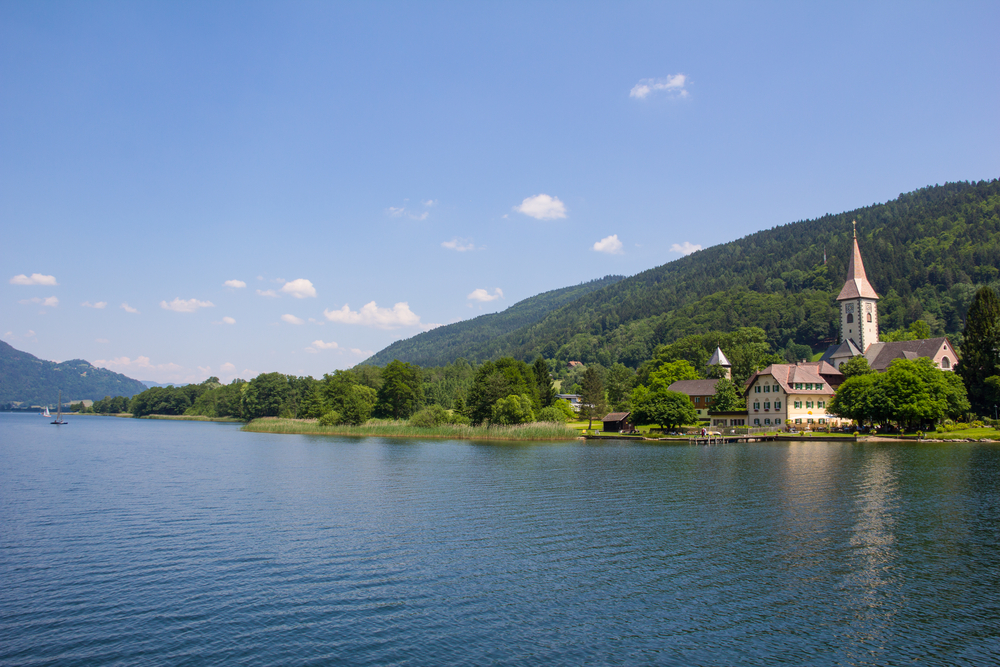 Nery Alaev- 48 hours in Austria Lake Ossiach